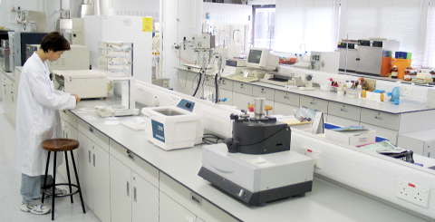 ANALYTICAL LABORATORY CALIBRATION SERVICE PROVIDER