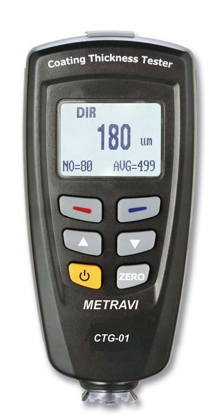 Coating Thickness Gauge + FREE Cal Certificate providing Agency in Ahmedabad,Gujarat.