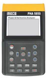 Power And Harmonic Tester