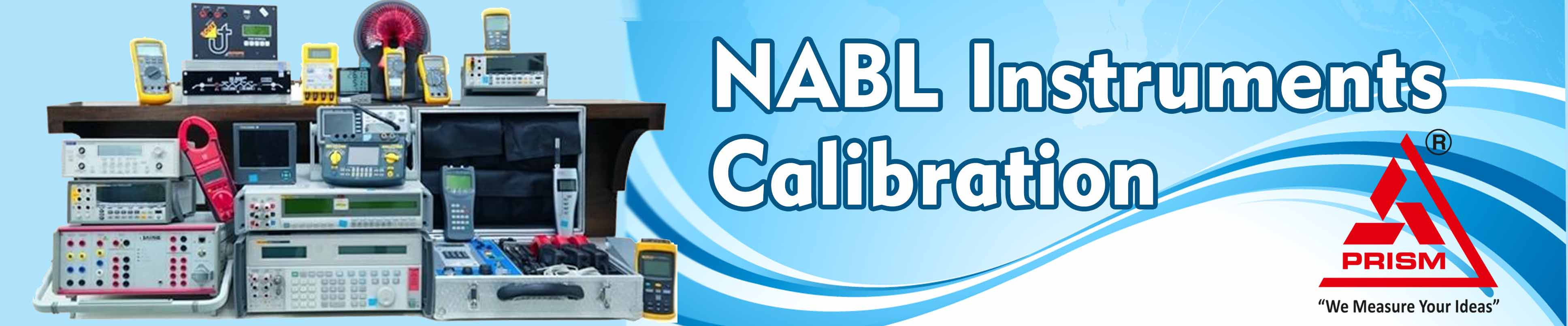 NABL ACCREDITED INSTRUMENT CALIBRATION LAB